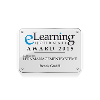 eLearning Award 2015