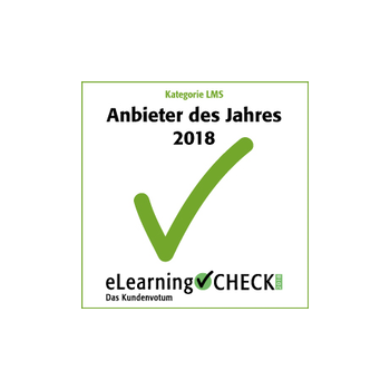 eLearning CHECK 2018